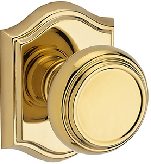 Lifetime Polished Brass 003