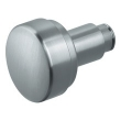 FSB Door Hardware <br />0858 - FSB 0858 Stainless Steel Tubular Knobset- Passage or Dummy- Contact us for Quote