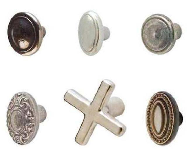 Door Knob Options<br>Viewable Only