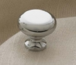 Cliffside - Cabinet<br />100-20-PC - CLIFFSIDE POLISHED CHROME CABINET KNOB 100-20-PC