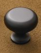 Cliffside - Cabinet<br />100-FB - CLIFFSIDE BLACK CABINET KNOB 100-FB
