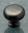 Cliffside - Cabinet<br />100-OS - CLIFFSIDE OLD SILVER CABINET KNOB 100-OS