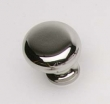 Cliffside - Cabinet<br />100-PN - CLIFFSIDE POLISHED NICKEL CABINET KNOB 100-PN