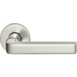 FSB Door Hardware <br />1004 - FSB 1004 Stainless Steel Tubular Lever Handle Set