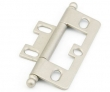 Schaub<br />1100B-DN - Ball Tip Non-Mortise Hinge, Distressed Nickel