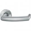 FSB Door Hardware <br />1177 - FSB 1177 Tubular Aluminum Lever Handle Set- Passage or Dummy