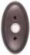 Emtek<br />2414 EMTEK - DOORBELL BUTTON WITH 14 CAST BRONZE ROSETTE