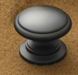 Cliffside - Cabinet<br />161-FB - CLIFFSIDE BLACK CABINET KNOB 161-FB
