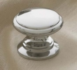 Cliffside - Cabinet<br />161-PC - CLIFFSIDE POLISHED CHROME CABINET KNOB 161-PC