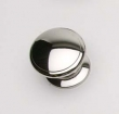 Emtek<br />161-PN - CLIFFSIDE POLISHED NICKEL CABINET KNOB 161-PN