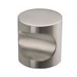 Linnea Stainless Steel<br />19-C - 19-C Knob Stainless Steel or Brass 16mm