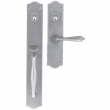 Bouvet<br />2509-15 - TRIM NO. 2509 MORTISE HANDLE SET - SINGLE CYLINDER IN BRASS
