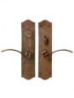 Bouvet<br />2671-15 - TRIM NO. 2671 MORTISE ENTRANCE SET - SINGLE CYLINDER