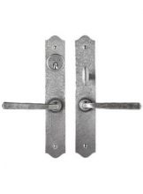 Bouvet - TRIM NO. 2672 MORTISE ENTRANCE SET - SINGLE CYLINDER