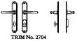 La Forge<br />2704 LF - TRIM NO. 2704 MULTIPOINT ENTRY SYSTEM