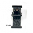 Schaub - Cabinet<br />275-ABZ - Ancient Bronze Ring &amp; Backplate