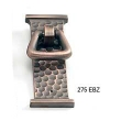 Schaub - Cabinet<br />275-EBZ - Empire Bronze Ring &amp; Backplate