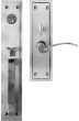 Bouvet<br />2901-15 - TRIM NO. 2901 MORTISE HANDLE SET - SINGLE CYLINDER