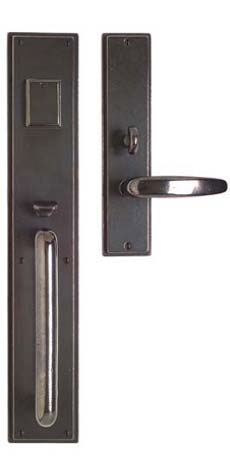 "3.5"" x 20"" Exterior Stepped Escutcheons"