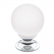 Baldwin<br />4322 - SATIN CRYSTAL KNOB 4322