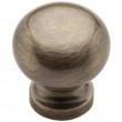 Baldwin<br />4702.050.Bin IN STOCK - Classic Knob Satin Brass and Black