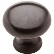 Baldwin<br />4704.102.BIN IN STOCK - Baldwin 4704.102.BIN Classic Design 1-Inch Diameter Cabinet Knob, Oil Rubbed Bronze