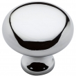 Baldwin<br />4706.260.BIN IN STOCK - Classic Knob Polished Chrome