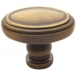 Baldwin<br />4915.bin - DECORATIVE OVAL KNOB 4915