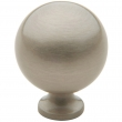Baldwin<br />4961.150.BIN IN STOCK  - Spherical Knob Satin Nickel
