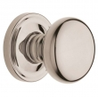 Baldwin<br />5015.055 - 5015 KNOB - LIFETIME POLISHED NICKEL