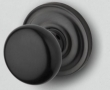 Baldwin<br />5015.102 - 5015 KNOB - OIL RUBBED BRONZE