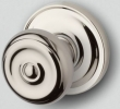 Baldwin<br />5020.055 - 5020 KNOB - LIFETIME POLISHED NICKEL