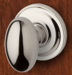 Baldwin<br />5025.055 - 5025 KNOB - LIFETIME POLISHED NICKEL