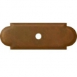 Bouvet<br />5410-00 - NO. 5410 CABINET ESCUTCHEON IN IRON