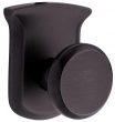 Baldwin<br />R025.102 - 3&quot; TAHOE ROSE - OIL RUBBED BRONZE