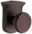 Baldwin<br />R025.412 - 3&quot; TAHOE ROSE - DISTRESSED VENETIAN BRONZE