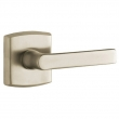 Baldwin<br />5485V.150 IN STOCK Preconfigured - R026 Rose - Soho Lever Complete Set Satin Nickel