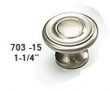 Schaub<br />703 Select Finish - 1-1/4&quot; Knob - Select Finish