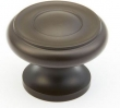 Schaub<br />704-10B - 1-1/2&quot; Oil Rubbed Bronze Knob