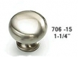 Schaub - Cabinet<br />706-Select Finish - 1-1/4&quot; Knob - Select Finish