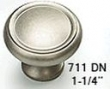 Schaub<br />711-DN - 1-1/4&quot; Distressed Nickel Knob