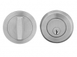 Karcher Design<br />UEDB-73 satin/polished - STAINLESS STEEL MATCHING DEADBOLT