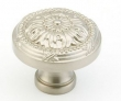 Schaub<br />751-15 - 1-1/4&quot; Satin Nickel Knob