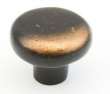 Schaub<br />773-AZ - 1-5/8&quot; Antique Bronze Knob