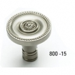 Schaub - Cabinet<br />800-15 - Satin Nickel Knob, 1-3/8&quot;