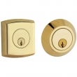 Baldwin<br />8286 - SOHO DOUBLE CYLINDER DEADBOLT FOR 2 1/8&quot; DOOR PREP - SELECT THE FINISH (STANDARD)