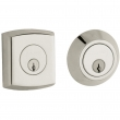 Baldwin<br />8286 - SOHO DOUBLE CYLINDER DEADBOLT FOR 2 1/8&quot; DOOR PREP - SELECT THE FINISH (PREMIUM)