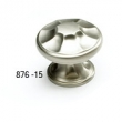 Schaub - Cabinet<br />876-15 - 1-3/8&quot; Satin Nickel Knob