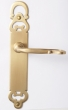 Bouvet<br />2005-05 - TRIM NO. 2005 EUROPEAN STYLE - ENTRANCE DOOR TRIM IN BRASS