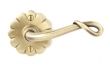 Bouvet<br />2214 - TRIM NO. 2214 ROSETTE SET IN BRASS